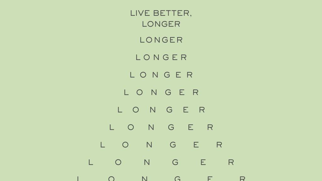 גיל ביולוגי לעומת גיל כרונולוגי  – אף פעם לא מאוחר להתחיל להיות צעיר (ובריא) יותר!